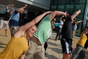 Get moving or shall we dance ageing well festival Torbay