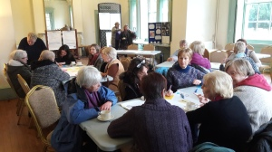 Ageing Well Torbay Food for thought lupton house