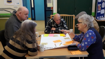Food for Thought Ageing Well Torbay Great Parks Community Centre