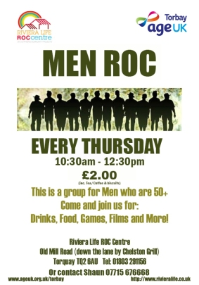 menroc NEW Thursdays