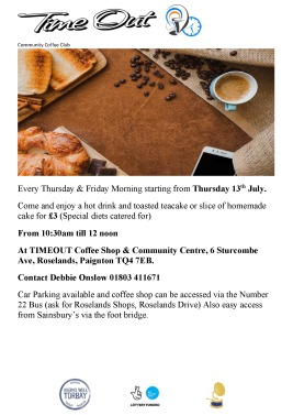 Timeout Community Coffee Club