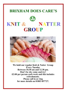 KNIT NATTER GROUP 2018
