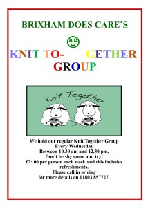 KNIT TOGETHER GROUP 2018