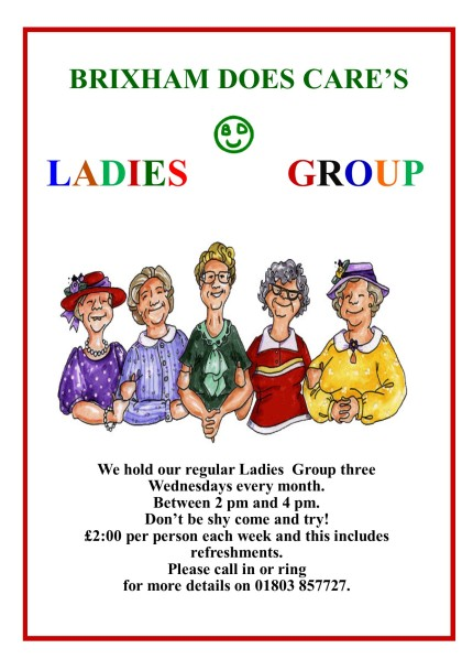 LADIES GROUP 2018