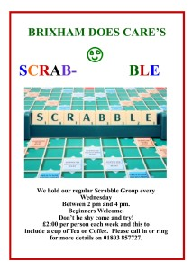 SCRABBLE GROUP 2018