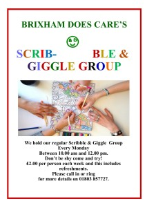 SCRIBBLE & GIGGLE GROUP 2018