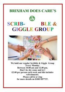 SCRIBBLE GIGGLE GROUP 2018