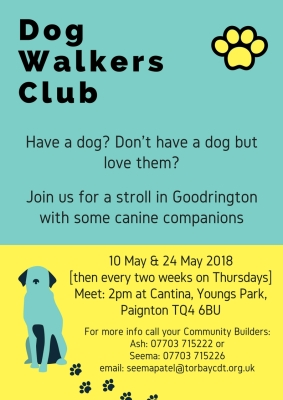 Dog Walkers Club 2018