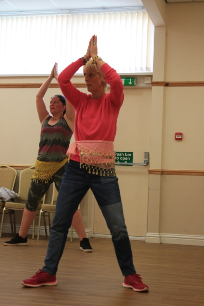 Zumba dancing in Torquay