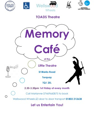 Flyer TOADS Theatre Company 6
