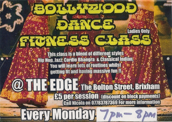 YES Bollywood dance fitness class
