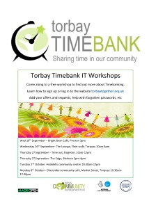 timebank workshop template