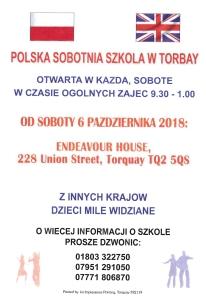 Polish Saturday School POL
