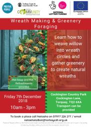 Willow Wreath Making and Greenery Foraging Dec 18 SM