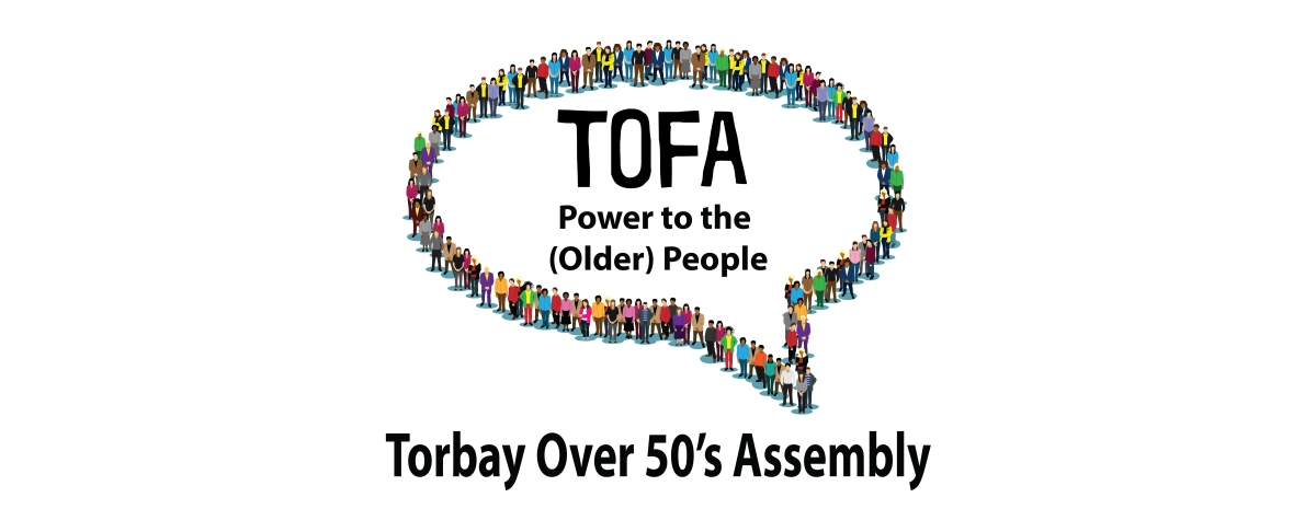 Sign up here to express an interest in TOFA Ageing…