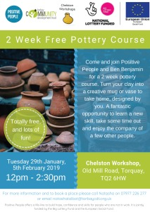 pottery course jan and feb 19
