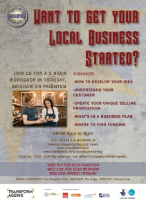 Want to get your local business started?