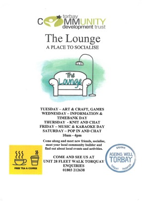 the lounge schedule
