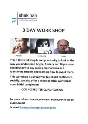 shekinahanxiety2cdepressionandangerworkshop