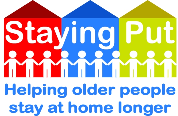 Staying Put logo