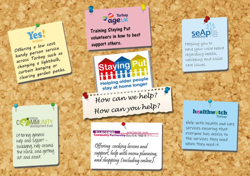 Staying Put fold-out leaflet SM